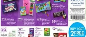 Rite Aid Weekly Circular March 28 - April 3, 2021. Fill Your Basket!