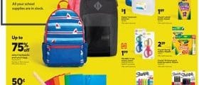 Staples Weekly Ad March 21 - March 27, 2021. Gear Up For School!
