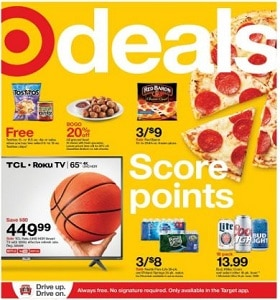 Target Weekly Circular March 14 - March 20, 2021. Low Prices!