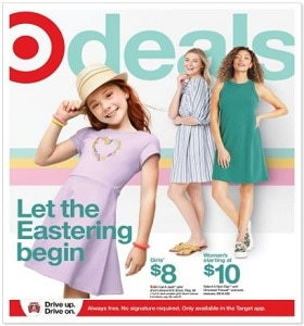 Target Weekly Ad March 21 - March 27, 2021. Let The Eastering Begin!