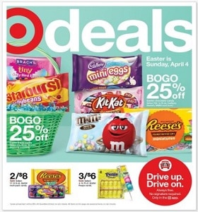 Target Weekly Ad March 28 - April 3, 2021. Hop Into Easter!
