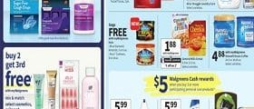 Walgreens Weekly Ad March 14 - March 20, 2021. Skin Care Savings!