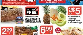 Acme Weekly Ad April 23 - April 29, 2021. Beef Petite Sirloin Steaks