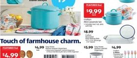 Aldi Weekly Circular April 7 - April 13, 2021. Touch Of Farmhouse Charm!