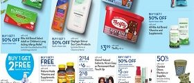 Rite Aid Weekly Circular April 25 - May 1, 2021. Exclusive Brands on Sale!