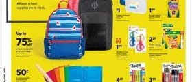 Staples Weekly Ad April 4 - April 10, 2021. Gear Up For Class!