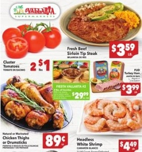 Vallarta Weekly Ad April 21 - April 27, 2021. Cluster Tomatoes