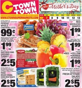 Ctown Weekly Ad May 7 - May 13, 2021. Happy Mother's Day!