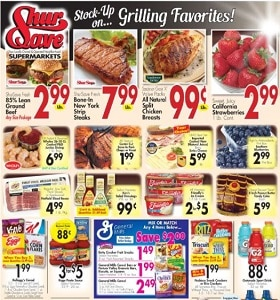 Gerrity's Weekly Ad May 16 - May 22, 2021. Grilling Favorites!