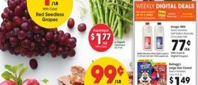 Kroger Weekly Circular May 12 - May 18, 2021. Save BIG Storewide!