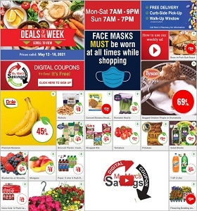 Marc's Weekly Ad May 12 - May 18, 2021. Bone-In Pork Butt Roast