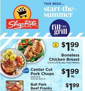 ShopRite Weekly Ad May 23 - May 29, 2021. Fire The Grill!