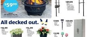 Aldi Weekly Ad June 9 - June 15, 2021. Time For Sunshine!