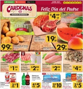 Cardenas Weekly Ad June 16 - June 22, 2021. Happy Father's Day!
