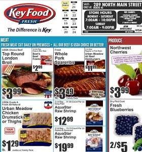 Key Food Weekly Ad June 18 - June 24, 2021. Celebrate Father's Day!