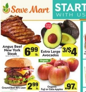 Save Mart Weekly Ad June 16 - June 22, 2021. Father's Day Savings!