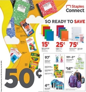 Staples Weekly Ad June 20 - June 26, 2021. So Ready To Save!