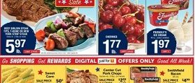 Shaw's Weekly Ad July 2 - July 8, 2021. 4th of July Celebrations!