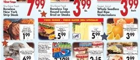 Gerrity's Weekly Ad August 29 - September 4, 2021. Labor Day Sale!