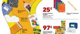 Staples Weekly Ad August 22 - August 28, 2021. Ace Every Subject!