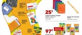 Staples Weekly Ad August 29 - September 4, 2021. So Ready to Save!