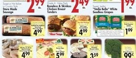 Gerrity's Weekly Ad September 12 - September 18, 2021. Stock Up & Save!