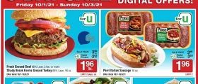 Shaw's Weekly Circular October 1 - October 7, 2021. Freshness & Quality!