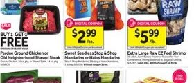Stop & Shop Weekly Ad September 17 - September 23, 2021. Stock Up & Save!