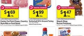 Stop & Shop Weekly Ad October 1 - October 7, 2021. Family Meal Savings!
