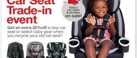 Target Weekly Ad September 12 - September 18, 2021. Car Seat Trend-in Event!