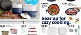 Aldi Weekly Ad October 27 - November 2, 2021. Gear Up for Cozy Cooking!