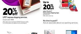 Staples Weekly Circular October 10 - October 16, 2021. Pack Like a Pro!
