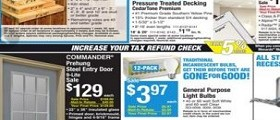 Menards Weekly Ad March 13 - 26, 2015. Paint Sale!
