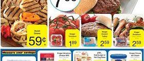 Ruler Foods Circular April 28 - May 25, 2016. Kroger Deluxe Ice Cream