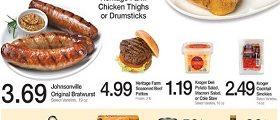 Ruler Foods Weekly Circular September 1 September 28, 2016. Kroger Ground Beef