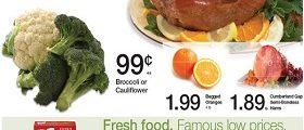 Ruler Foods Circular Deals October 27 - November 9, 2016. Fall Flavor!