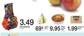 Ruler Foods Circular Ad November 25 - December 14, 2016. Oh What Flavor! For Less!