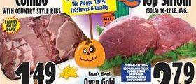 Western Beef Weekly Ad October 24 - October 30, 2019. Halloween Savings!