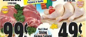 Western Beef Weekly Ad November 14 - November 20, 2019. Fresh Chicken Leg Quarters