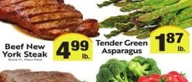 Save Mart Weekly Ad September 16 - September 22, 2020. Beef London Broil Steak on Sale!