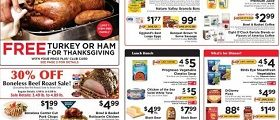 ShopRite Weekly Circular October 25 - October 31, 2020. Boneless Beef Roast Sale!