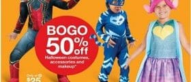 Target Weekly Flyer October 11 - October 17, 2020. Family Costume Party!