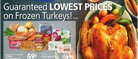 Price Rite Weekly Ad November 6 - November 12, 2020. Lowest Prices on Frozen Turkey!