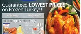 Price Rite Weekly Ad November 13 - November 19, 2020. Lowest Prices on Frozen Turkey!