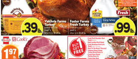 Save Mart Weekly Ad November 18 - November 26, 2020. Happy Thanksgiving!