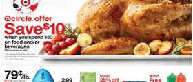 Target Weekly Ad November 15 - November 21, 2020. Circle Offers