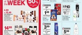 Walgreens Weekly Circular November 15 - November 21, 2020. Beauty Gifts!