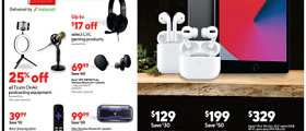 Staples Weekly Ad December 20 - December 26, 2020. Top Tech Gifts
