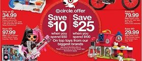 Target Weekly Ad December 6 - December 12, 2020. Lots of Gift Ideas!