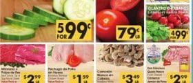 Cardenas Weekly Ad January 27 - February 2, 2021. Large Cucumbers on Sale!